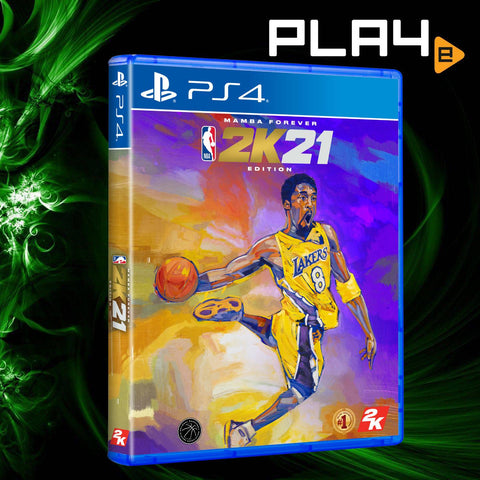 PS4 NBA 2K21 MAMBA Forever (R3) (Pre-Order)