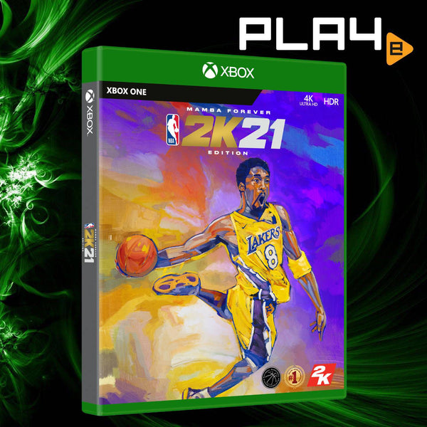 XBox One NBA 2K21 MAMBA Forever (Pre-Order)
