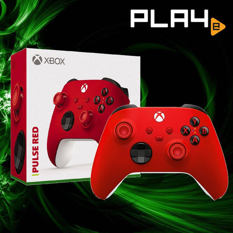 XBox Series X/S Wireless Controller (Pulse Red)