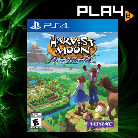 PS4 Harvest Moon: One World (US) (Pre-order)