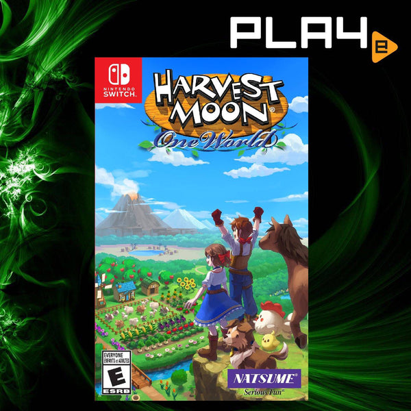 Nintendo Switch Harvest Moon: One World (US) (Pre-order)