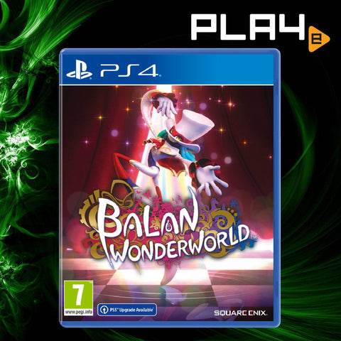 PS5 Balan Wonderworld (EU) (PS5)