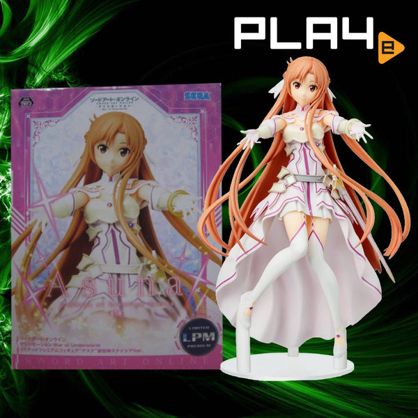 Sega LPM SAO War of Underworld Asuna Goddess