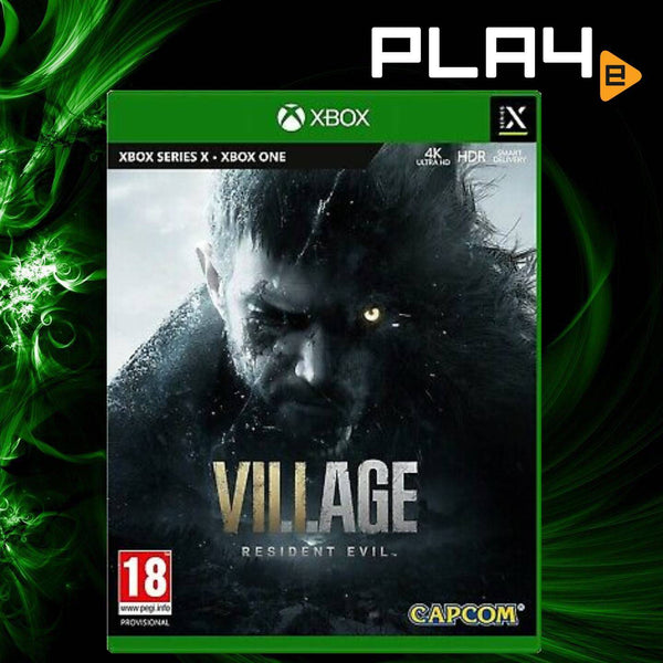 XBox One/ Series X Resident Evil 8 Village Regular (EU)