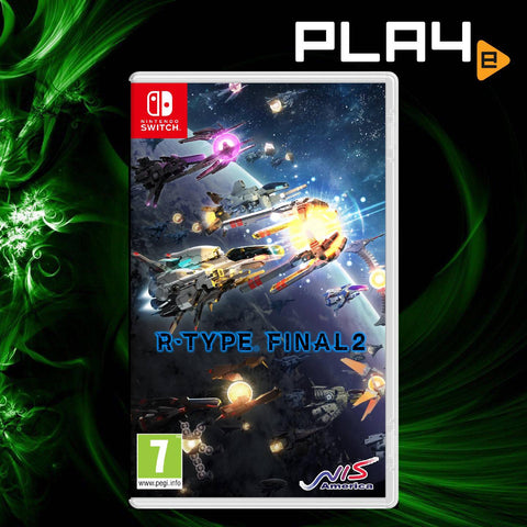 Nintendo Switch R-Type Final 2 [Inaugural Flight Edition] (EU)