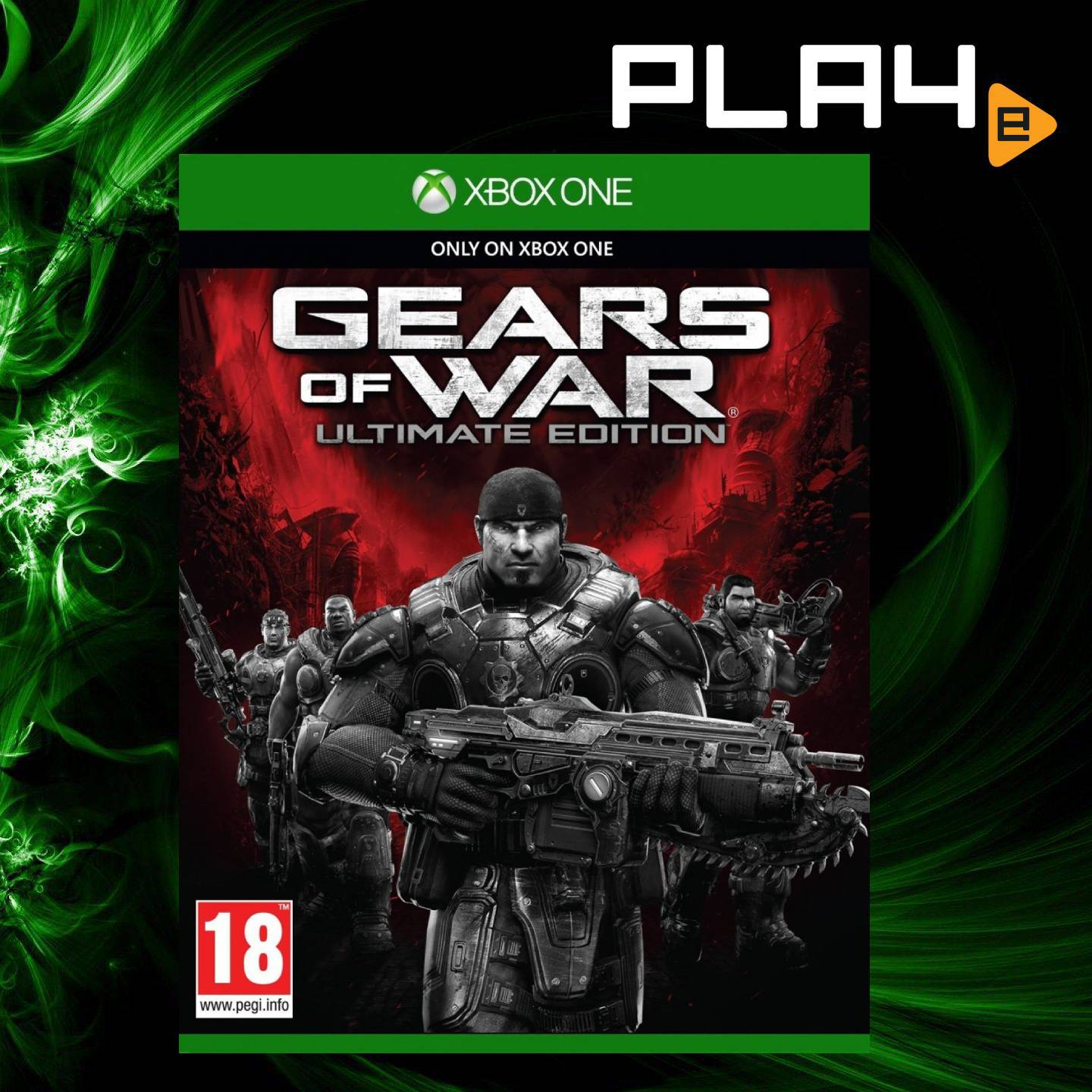 XBOX One Gears of War Ultimate Edition | PLAYe