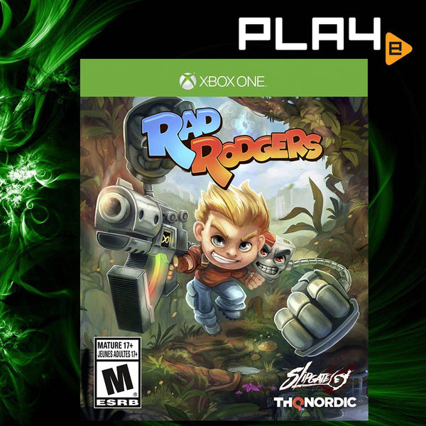 Xbox One Rad Rodgers