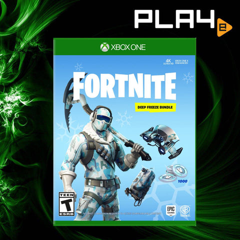 XBox One Fortnite Deep Freeze Bundle (DLC)