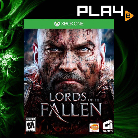 XBox One Lords Of Fallen