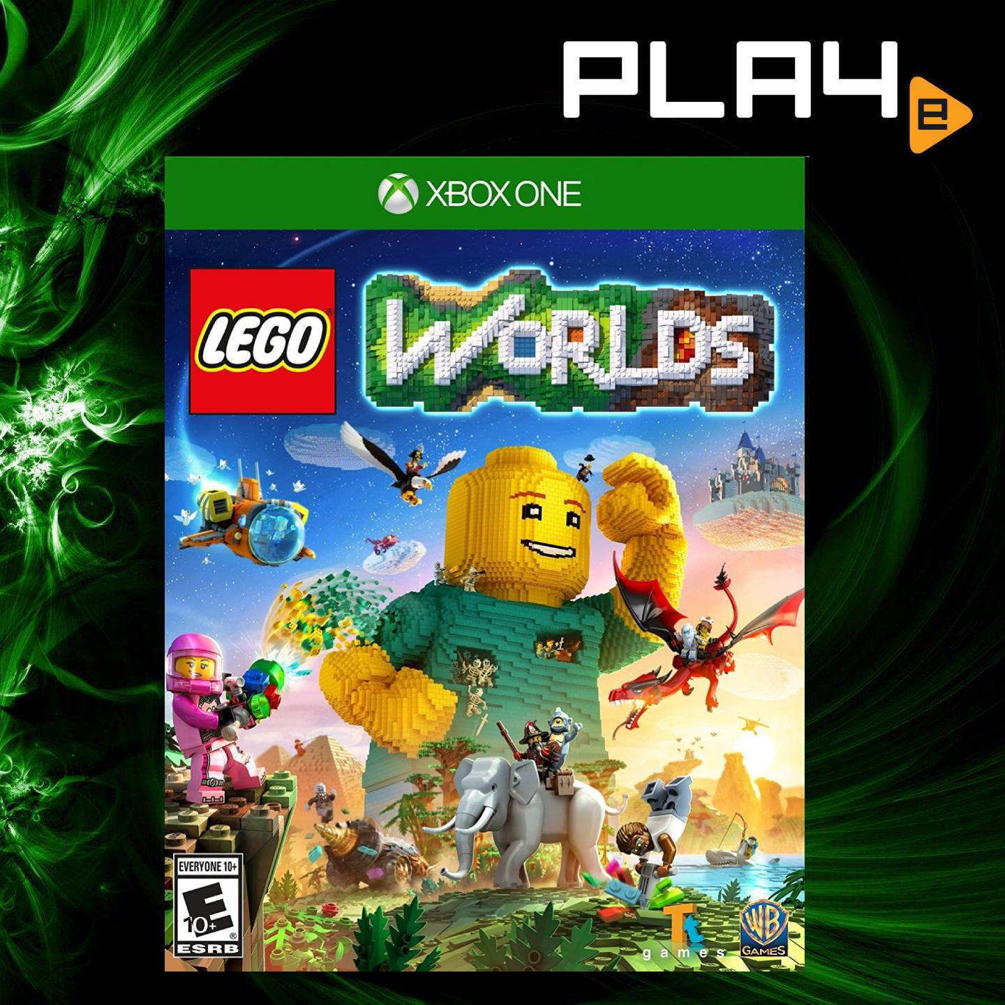 XBox One Lego World | PLAYe