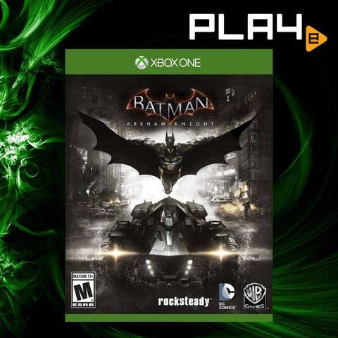 XBOX One Batman Arkham Knight