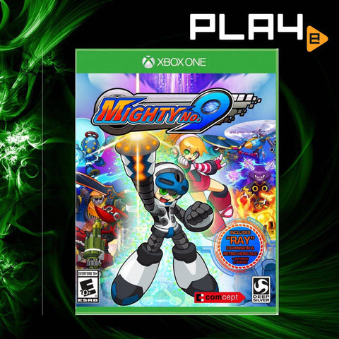 XBox One Mighty No 9