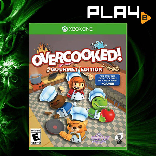 XBox One Overcooked Gourmet Edition