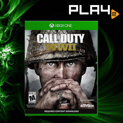 XBOX One Call of Duty WWII (Spanish Language Only)