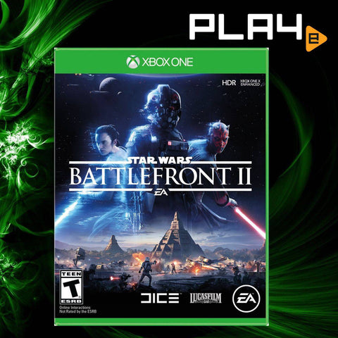 XBOX One Star Wars Battlefront 2