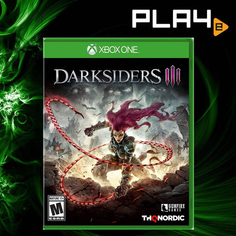 XBox One Darksiders III