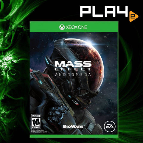 Xbox One Mass Effect: Andromeda
