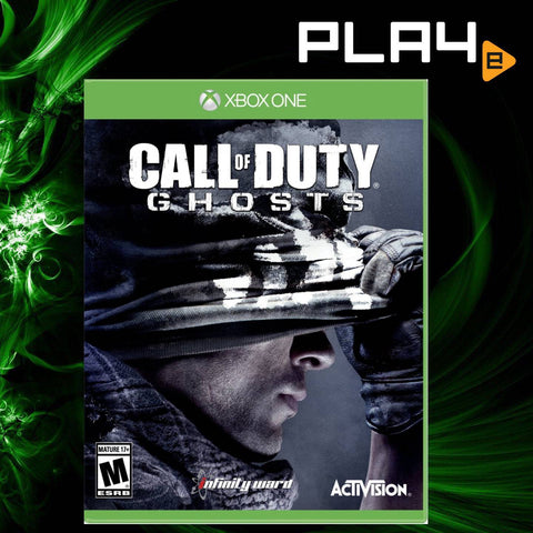 Xbox One Call Of Duty: Ghosts