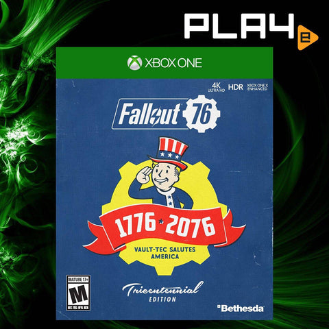 XBox One Fallout 76 Tricentennial Edition