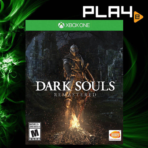 XBox One Dark Souls Remastered