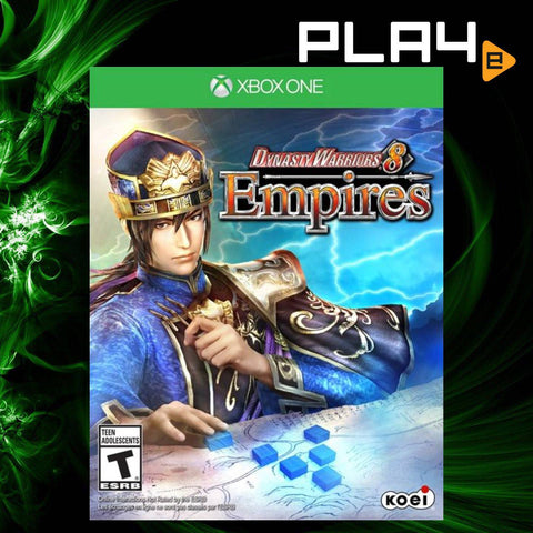 XBox One Dynasty Warrior 8 : Empires