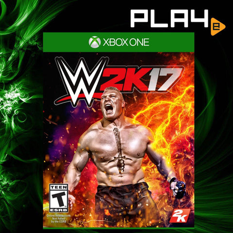 XBox One WWE 2K17 NXT Edition