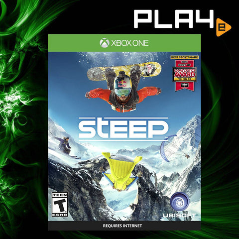 XBox One Steep
