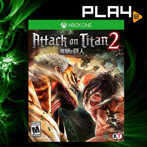 XBox One Attack on Titan 2