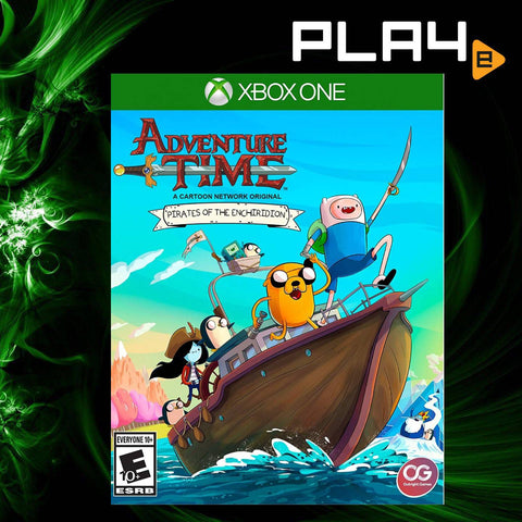 XBOX One Adventure Time Pirates of the Enchiridion