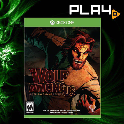 XBox One The Wolf Among Us