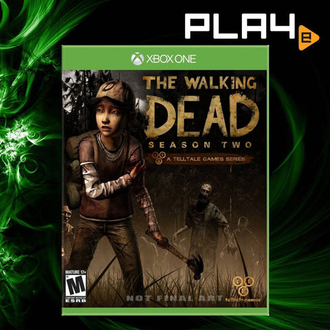 XBox One The Walking Dead: Season Two