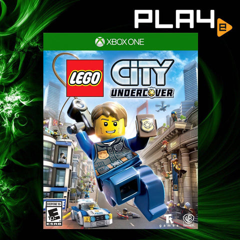 XBOX One LEGO City Undercover
