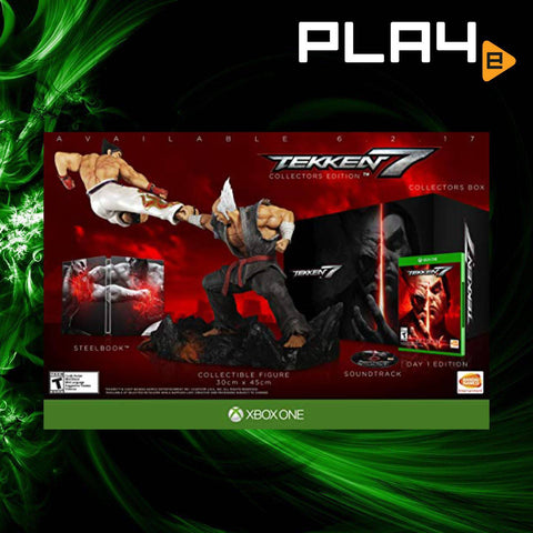 XBox One Tekken 7 Collector's Edition
