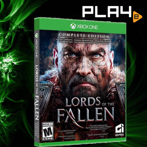 XBox One Lords of the Fallen Complete Edition