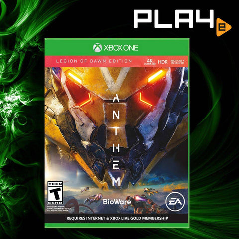 XBox One Anthem Legion of Dawn Edition