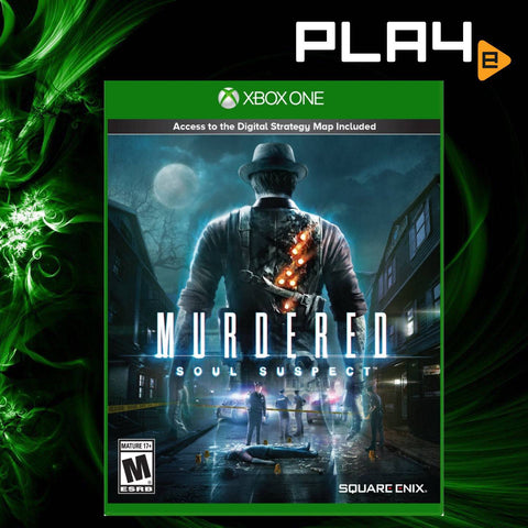 Xbox One  Murdered: Soul Suspect