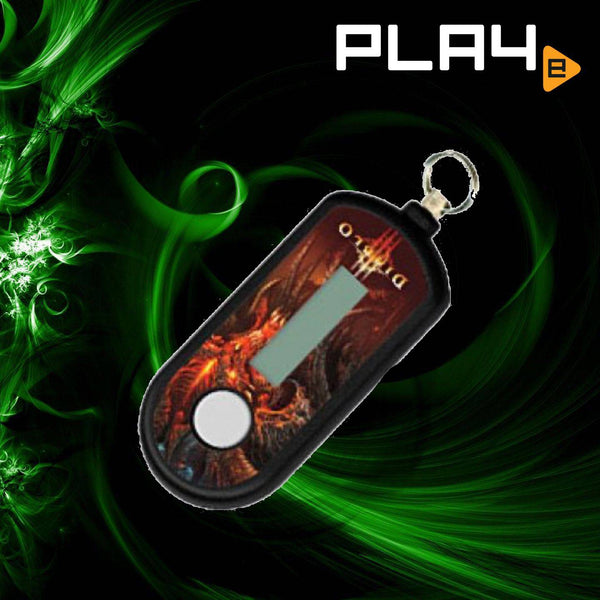 Blizzard Authenticator (Diablo III)