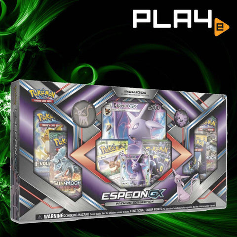 Pokemon TCG Espeon GX Box