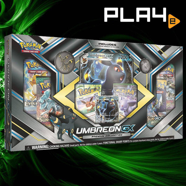 Pokemon TCG Umbreon GX Box