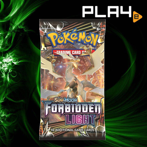 Pokémon SM6 Forbidden Light Booster Pack