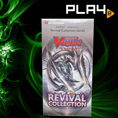 Vanguard VGE-G-RC02 Revival Collection 2 EX Booster