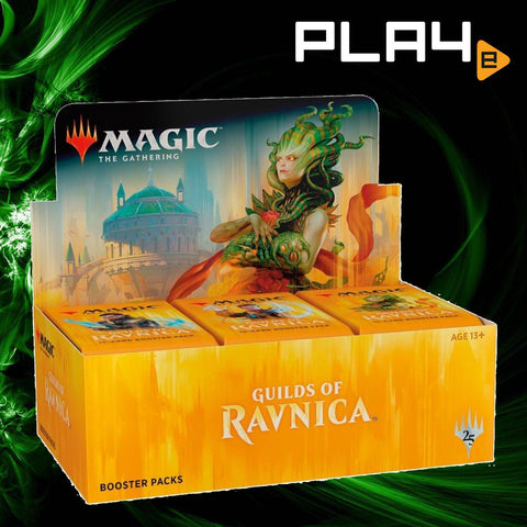 Magic: The Gathering Guilds of Ravnica Booster