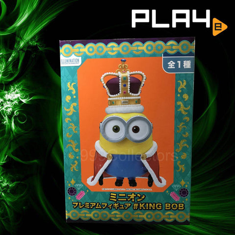 Jamma Good to be Minions - King Bob