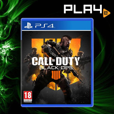 PS4 Call of Duty: Black Ops 4 (R2)
