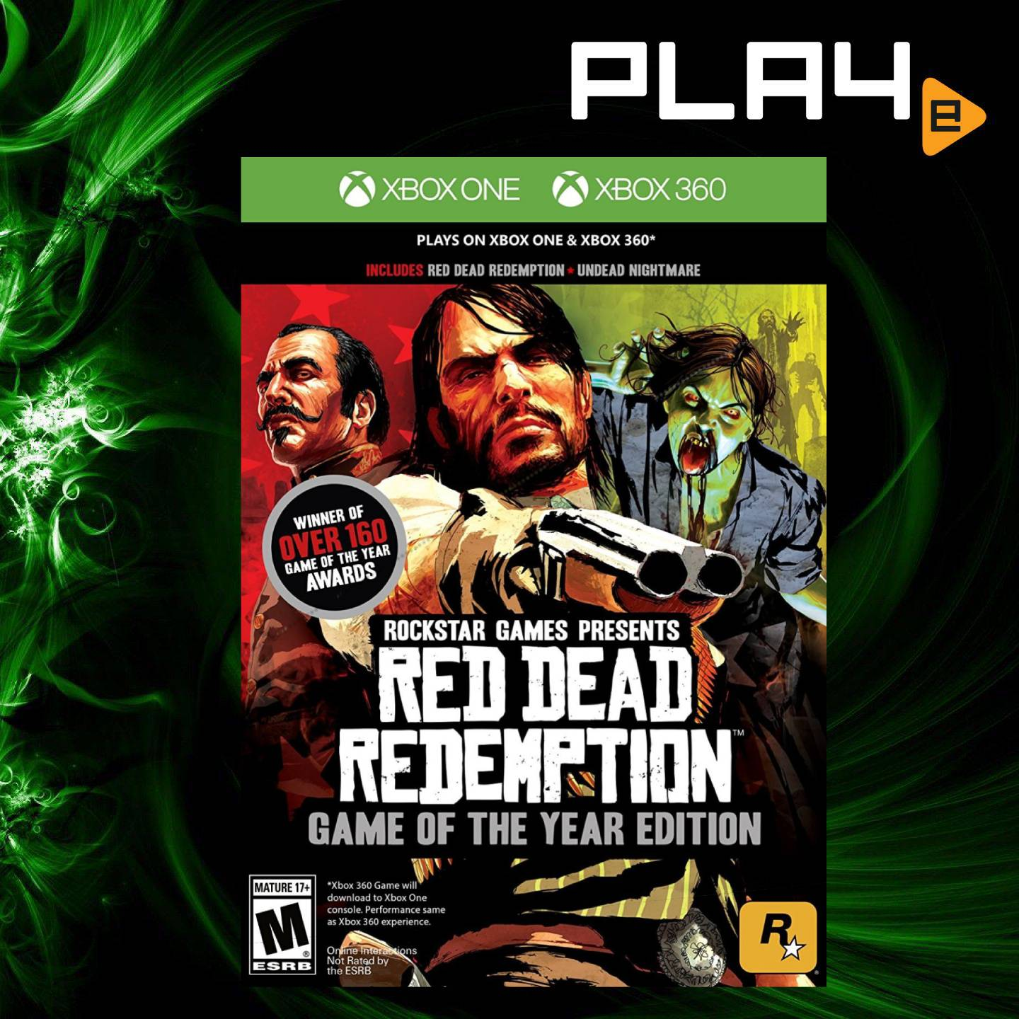 XBox 360 Red Dead Redemption: Game of the Year Edition | PLAYe