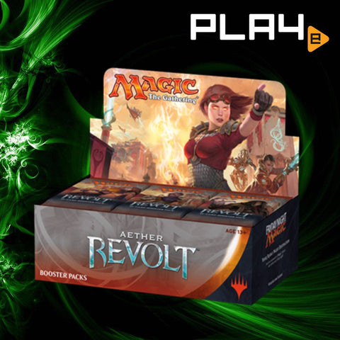 Magic The Gathering: Aether Revolt Pack