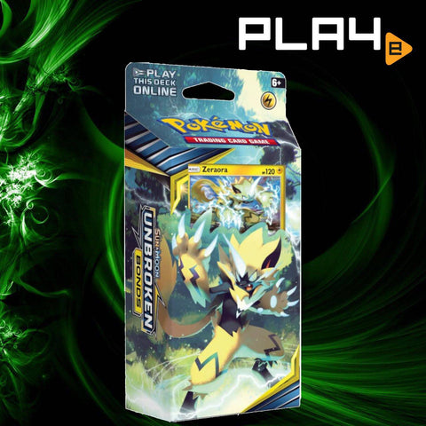 Pokemon SM10 Theme Deck Lightning Loop