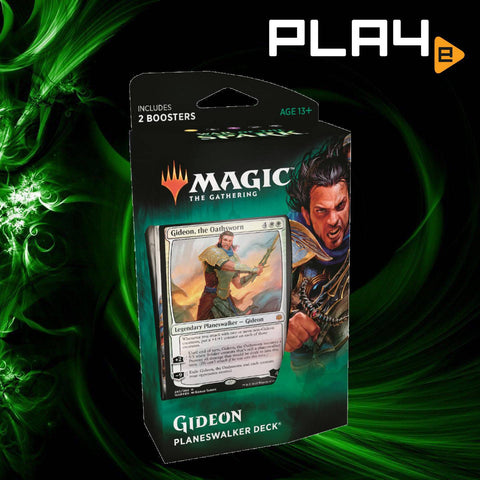 Magic The Gathering War of the Spark Planeswalker Deck Gideon