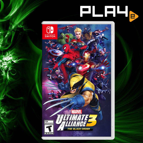 Nintendo Switch Marvel Ultimate Alliance 3: The Black Order