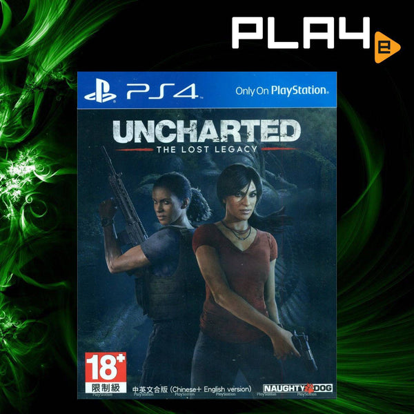 PS4 Uncharted: The Lost Legacy (R3)